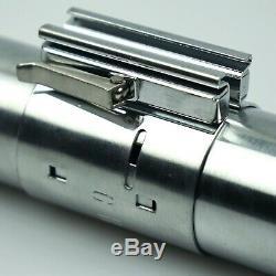 KR Sabers Graflex 3 Cell Replica Complete Flashgun Luke Rey Lightsaber Grade B