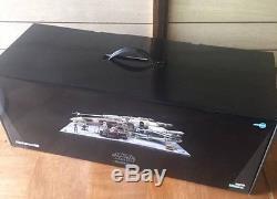 Kotobukiya Star Wars Artfx Crosssection 3D X-Wing Set 1/35 Scale Diorama Luke