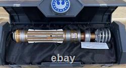 Leia Organa Hilt Disney Parks Star Wars Galaxys Edge Legacy Lightsaber NEW