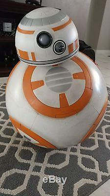Life Size STAR WARS The Force Awakens BB-8 DROID -Target Exclusive Display