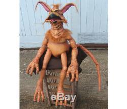 Life Size posable star wars SALACIOUS CRUMB puppet replica prop