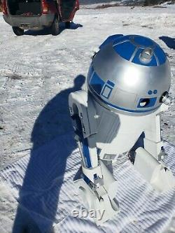 Life Sized R2d2