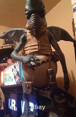 Life Sized Star Wars Watto Pepsi Statue