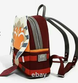 Loungefly Star Wars The Clone Wars Ahsoka Tano Mini Backpack Boxlunch Exclusive