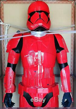 Lucasfilm Anovos Star Wars The Rise Of Skywalker Sith Trooper Life-size Statue