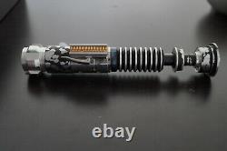 Luke Skywalker V2 Korbanth Gullwing Weathered 11 Lightsaber Replica