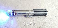 Luke Skywalker custom FX-Sabers lightsaber Graflex ESB Light & Sound Star Wars