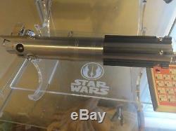 Luke TLJ Graflex 2.0 Lightsaber Hilt Korbanth Rey Star Wars anakin