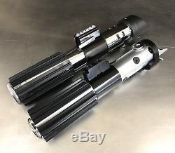 MPP 2.0 Vader Stunt Skywalker Vader lightsaber hilt prop set