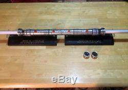 Master Replicas Darth Maul Force FX Lightsabers Star Wars