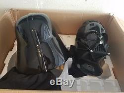 Master Replicas Darth Vader ROTS Helmet (Signature Edition) SW-138S #206/500