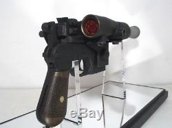 Master Replicas HAN SOLO Blaster Star Wars ESB SW-134