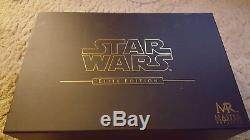 Master Replicas Han Solo Blaster Star Wars Elite Edition 11 Prop Replica IV