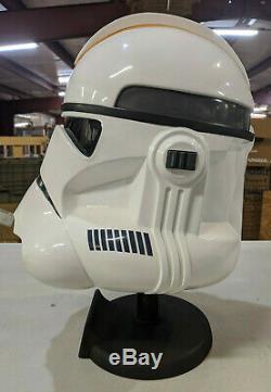 Master Replicas Star Wars Episode III 212th Attack Battalion Trooper Prop Helmet