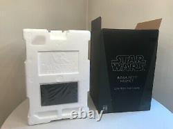 Master Replicas Star Wars Helmet Boba Fett 11 with Master Prints No 430 / 1500