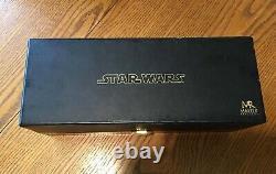 Master Replicas Star Wars Obi-Wan Kenobi ANH Weathered Lightsaber LE SW-109