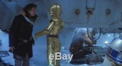 Medium Star Wars Han Solo Columbia Echo Base Parka Men's Jacket Empire M