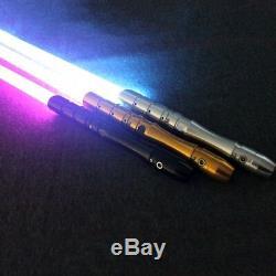 Metal Hilt Lightsaber With LED Light Sound Multiple Colors