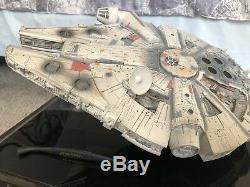 Millennium Falcon Code 3 Die Cast Star Wars Episode IV
