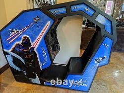 More Than Rare Star Wars Cockpit Arcade All Original Fully Functional