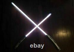 NEW Star Wars Galaxy's Edge AHSOKA TANO Legacy Lightsaber with36 & 26 Blade