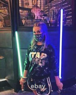 NEW Star Wars Galaxy's Edge CLONE WARS AHSOKA TANO Legacy Lightsaber & Blades