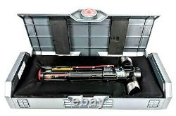 NEW Star Wars Galaxy's Edge KYLO REN Legacy Lightsaber withTwo Small Side Blades