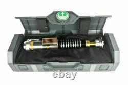 NIB Star Wars Galaxy's Edge LUKE SKYWALKER Legacy Lightsaber Disney