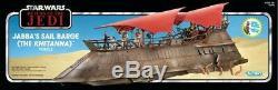NIB Star Wars Vintage Collection Jabbas Sail Barge Khetanna Jabba the Hut figure