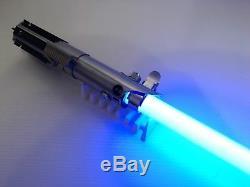 Neopixel Graflex Crystal Chamber Lightsaber Martin Beyer Chassis Star Wars TFA
