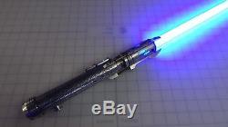 Neopixel Lightsaber includes Custom Neopixel Plecter Pixel Blade