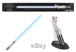 New Disney Parks Exclusive Star Wars Rey Lightsaber (the last Jedi) With Stand