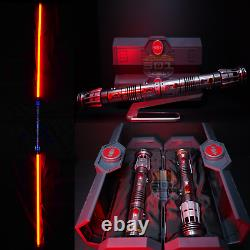 New Star Wars Galaxys Edge Completed Darth Maul Legacy Lightsaber Hilts & Blade
