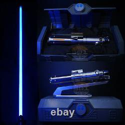 New Star Wars Galaxys Edge Rey Anakin Skywalker Legacy Lightsaber Hilt & Blade