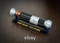 Obi Wan Kenobi Lightsaber Custom Lightsaber Prop Star Wars Replica