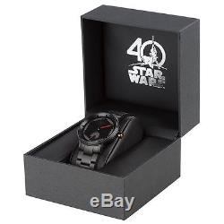 Official Men's Star Wars Darth Vader Black Collectors Limited Edition Watch