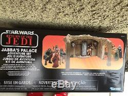 PRE SALE Star Wars The Vintage Collection JABBAS PALACE ADVENTURE SET PLAYSET