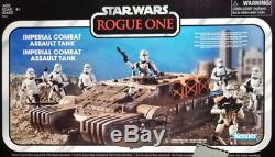 Pre Sale Star Wars The Vintage Collection Rogue One Imperial Combat Hovertank