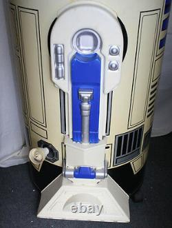 R2D2 Pepsi COOLER from STAR WARS local Pick Up Only NICE CONDITION