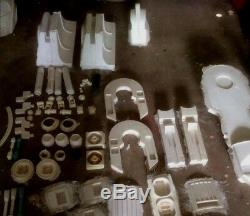 R2 D2 Star Wars 3 Leg Life Size High Quality Fibreglass Film Grade Kit New