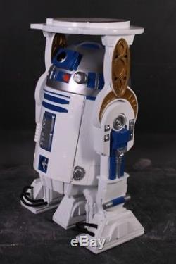 Robot Butler R2D2 Star Wars Prop Display