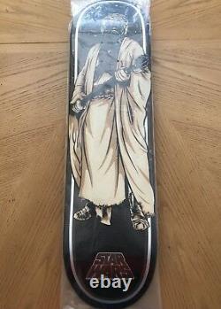 SDCC 2015 EXCLUSIVE STAR WARS Skateboard Deck Set of 4 by Santa Cruz SOLD OUT