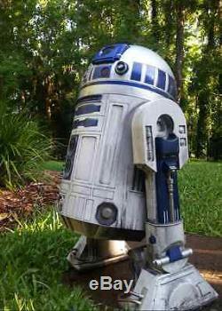 SPACE 1999 1 STAR WARS Prop LUKE SKYWALKER'S Droid R2 D2