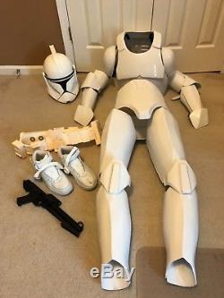 STAR WARS CLONE TROOPER Armor Costume with Helmet