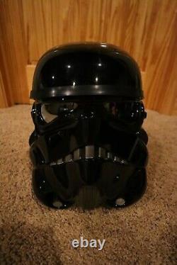 STAR WARS Imperial Shadow Stormtrooper Shadow Trooper Armor Kit Anovos