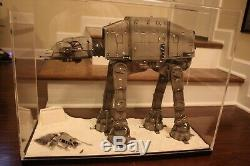 STAR WARS Master Replicas AT-AT Walker SIGNATURE Phil Tippett 11 Scale SW-136P