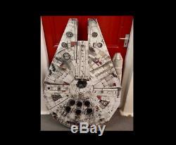 STAR WARS Millennium Falcon Prop made for cinema display. Big Big D