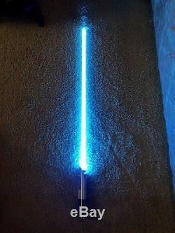 Saberforge Medium Blue Graflex Champion Tier Lightsaber