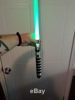 Saberforge nova lightsaber GREEN