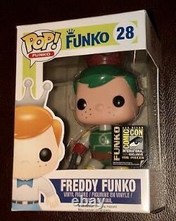 Sdcc 2014 Pop Star Wars Boba Fett Freddy Funko Fundays Vinyl Figure 1/196 Grail